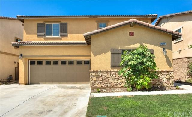7226 Turnstone Court, Fontana, CA 92336 (#301562845) :: Coldwell Banker Residential Brokerage