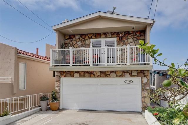 1705 Van Horne Lane, Redondo Beach, CA 90278 (#301562967) :: COMPASS