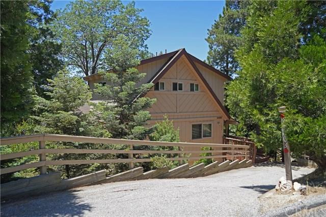 27603 St Bernard Lane, Lake Arrowhead, CA 92352 (#301562978) :: Coldwell Banker Residential Brokerage