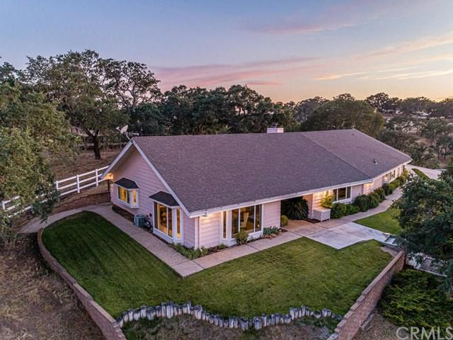 1150 Ladera Lane, Paso Robles, CA 93446 (#301563051) :: Coldwell Banker Residential Brokerage