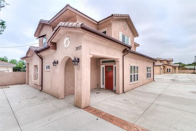 2857 Parkway Dr, El Monte, CA 91732 (#301563170) :: Coldwell Banker Residential Brokerage