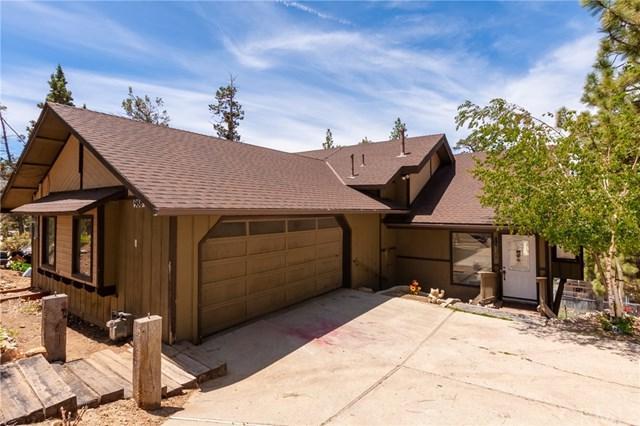 986 Feather Mountain Drive, Big Bear, CA 92314 (#301563263) :: COMPASS