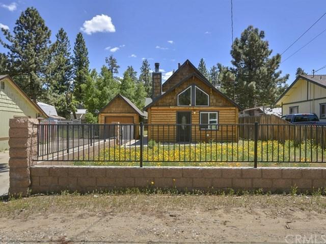 716 W Country Club Boulevard, Big Bear, CA 92314 (#301563343) :: COMPASS