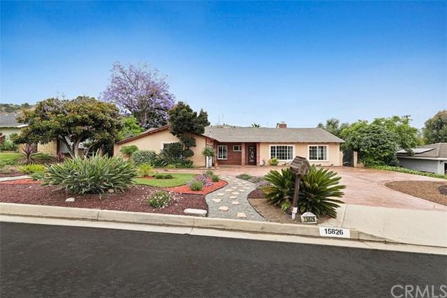 15826 Parkland Drive, Hacienda Heights, CA 91745 (#301563422) :: Coldwell Banker Residential Brokerage