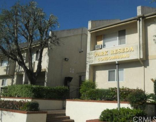 7631 Reseda Boulevard 77-X, Reseda, CA 91335 (#301563482) :: Coldwell Banker Residential Brokerage