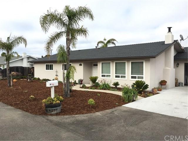 1075 Farroll Avenue, Arroyo Grande, CA 93420 (#301563503) :: Coldwell Banker Residential Brokerage