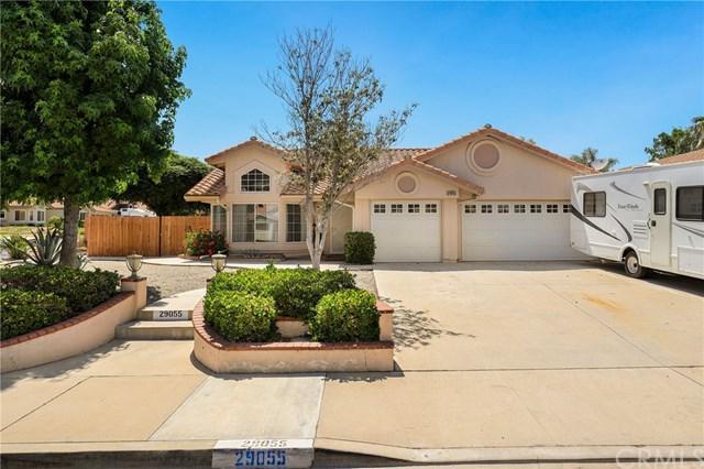 29055 Palm View Street, Lake Elsinore, CA 92530 (#301563570) :: Coldwell Banker Residential Brokerage
