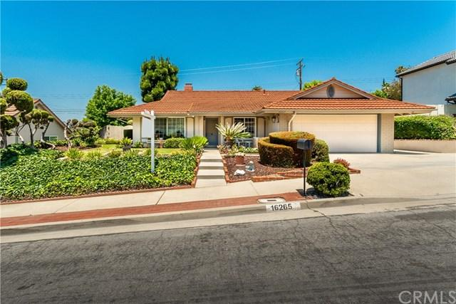 16265 Soriano Drive, Hacienda Heights, CA 91745 (#301563706) :: Coldwell Banker Residential Brokerage