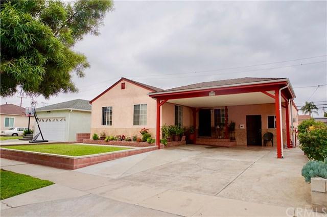 11708 Garetal St, Santa Fe Springs, CA 90760 (#301563931) :: Coldwell Banker Residential Brokerage