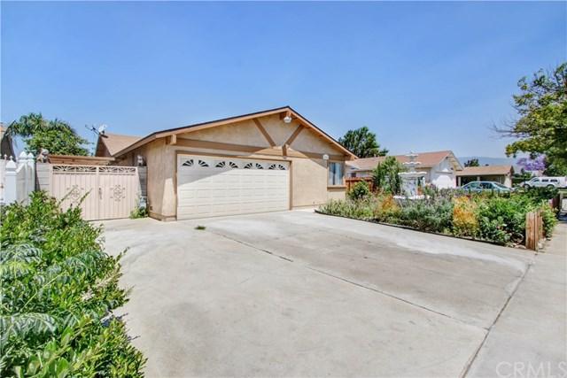 9964 Eugenia Avenue, Fontana, CA 92335 (#301564143) :: Coldwell Banker Residential Brokerage
