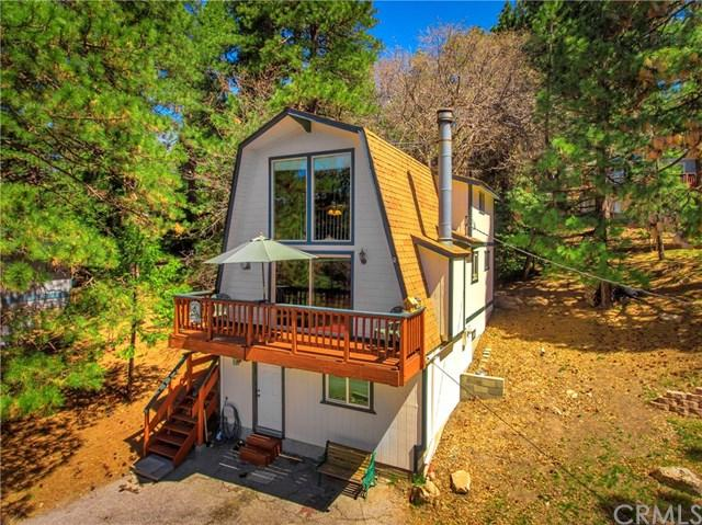 31320 Marcella Drive, Running Springs, CA 92382 (#301564410) :: Coldwell Banker Residential Brokerage