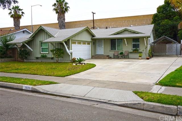7571 El Cerro Drive, Buena Park, CA 90620 (#301564494) :: Coldwell Banker Residential Brokerage