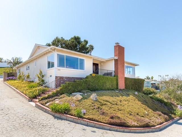 2411 S Patton Avenue, San Pedro, CA 90732 (#301564558) :: Coldwell Banker Residential Brokerage