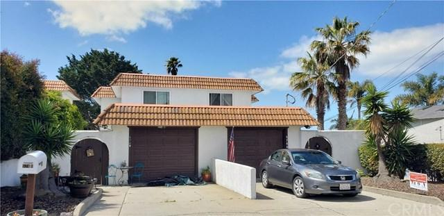 576 Saratoga Avenue A & B, Grover beach, CA 93433 (#301564640) :: Coldwell Banker Residential Brokerage