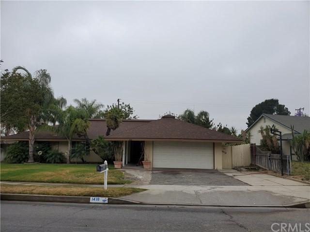 1418 Terrace Road, Rialto, CA 92376 (#301565012) :: Coldwell Banker Residential Brokerage