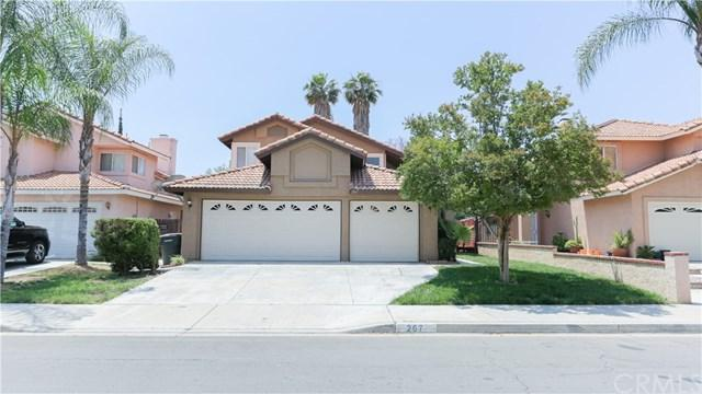 267 Clear Lake Street, Perris, CA 92571 (#301565190) :: Coldwell Banker Residential Brokerage
