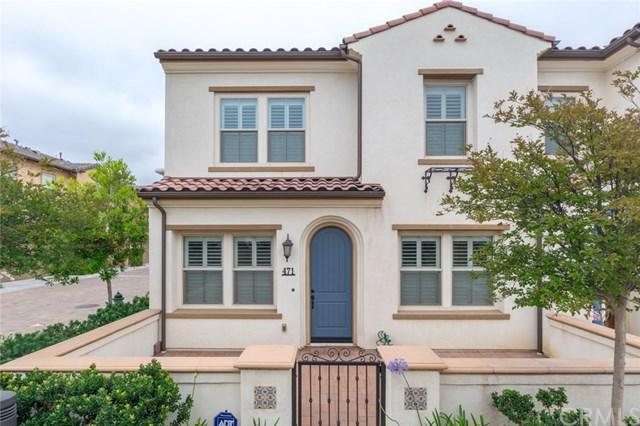 471 Portoles Lane, Brea, CA 92823 (#301565219) :: Coldwell Banker Residential Brokerage
