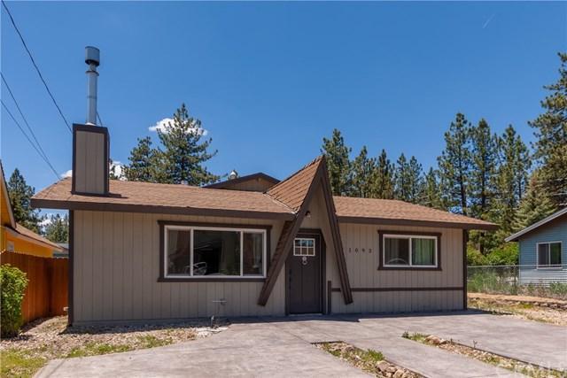 1093 Mount Doble Drive, Big Bear, CA 92314 (#301565386) :: COMPASS