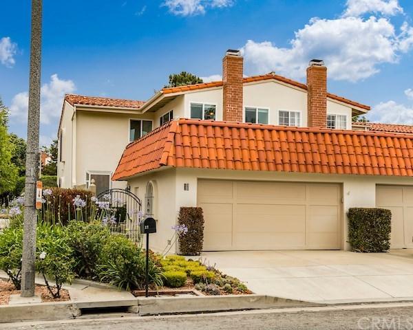 17 Via Granada, Rolling Hills Estates, CA 90274 (#301565493) :: Coldwell Banker Residential Brokerage