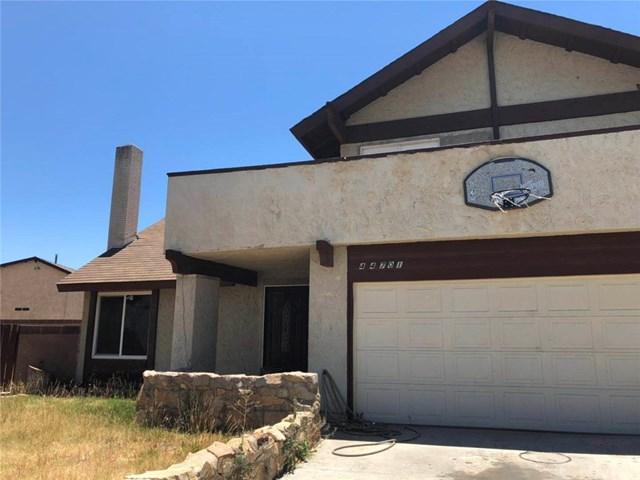 44701 Palm Vista Avenue, Lancaster, CA 93535 (#301565620) :: Coldwell Banker Residential Brokerage