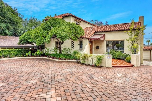 470 W Sierra Madre Boulevard, Sierra Madre, CA 91024 (#301565787) :: Coldwell Banker Residential Brokerage
