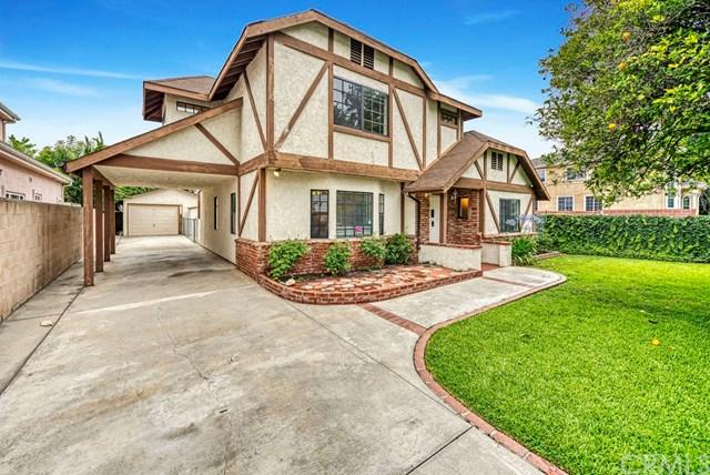 1301 S 10th Avenue, Arcadia, CA 91006 (#301565822) :: Coldwell Banker Residential Brokerage