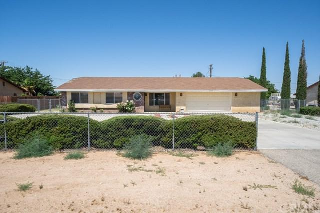 11124 Saratoga Road, Apple Valley, CA 92308 (#301565824) :: Coldwell Banker Residential Brokerage