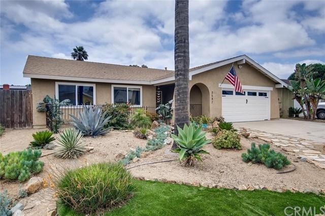3542 Ponderosa Drive, Oceanside, CA 92058 (#301566123) :: Coldwell Banker Residential Brokerage