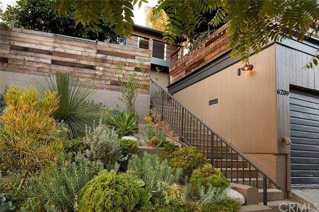 6209 Vidette Street, Los Angeles, CA 90042 (#301566144) :: Coldwell Banker Residential Brokerage