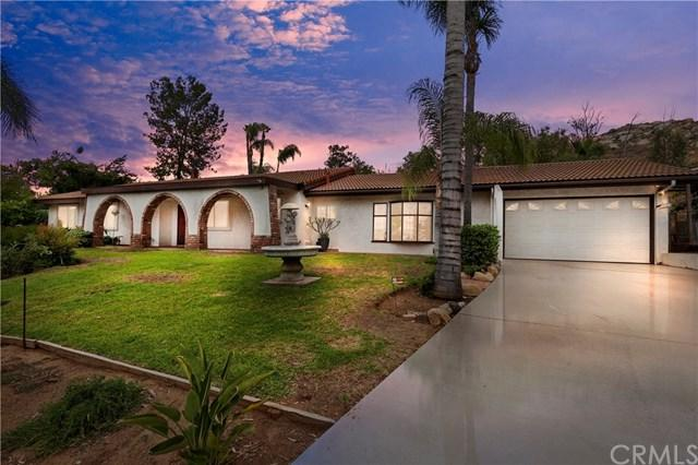 16940 Calle Espuela, Riverside, CA 92504 (#301566215) :: Coldwell Banker Residential Brokerage