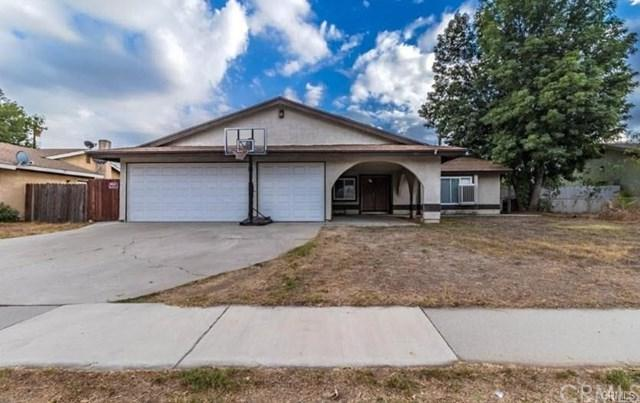 581 Woodhill Street, Rialto, CA 92376 (#301566537) :: Coldwell Banker Residential Brokerage