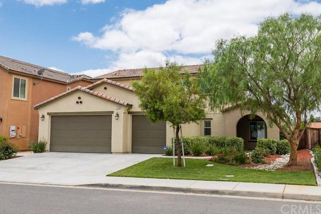 1133 Periwinkle Lane, Beaumont, CA 92223 (#301566614) :: COMPASS