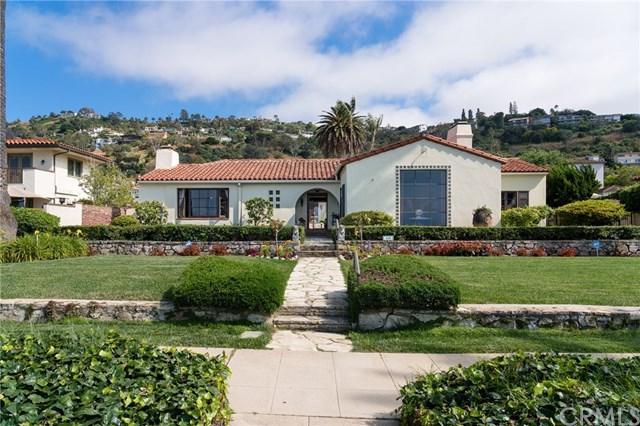 408 Paseo Del Mar, Palos Verdes Estates, CA 90274 (#301567311) :: Coldwell Banker Residential Brokerage