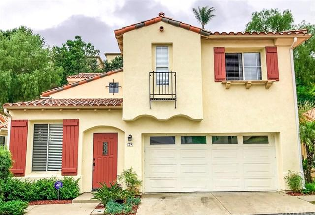 29 Colony Way, Aliso Viejo, CA 92656 (#301567387) :: Coldwell Banker Residential Brokerage