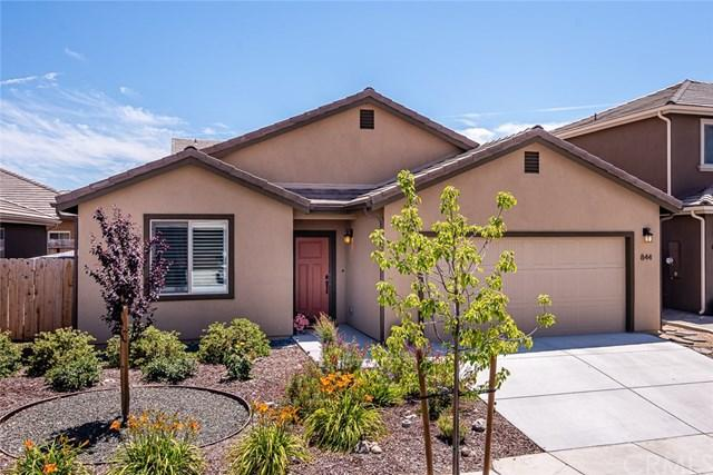 844 Avenida Vista, San Miguel, CA 93451 (#301567598) :: Coldwell Banker Residential Brokerage