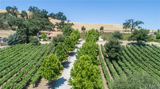 9859 Steelhead Road, Paso Robles, CA 93446 (#301567649) :: Coldwell Banker Residential Brokerage