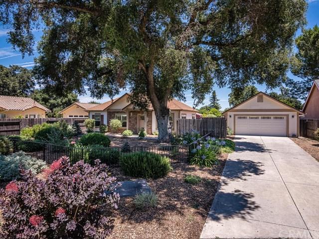1305 Copado Way, Atascadero, CA 93422 (#301567700) :: Coldwell Banker Residential Brokerage