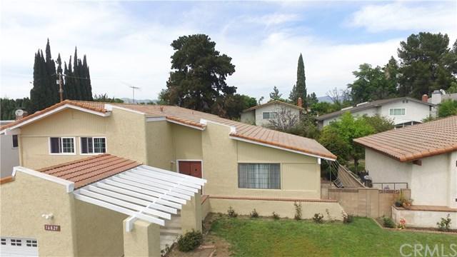 16829 Gresham Street, Northridge, CA 91343 (#301571432) :: Coldwell Banker Residential Brokerage