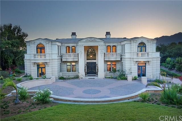 165 Circle Drive, Bradbury, CA 91008 (#301576501) :: Compass