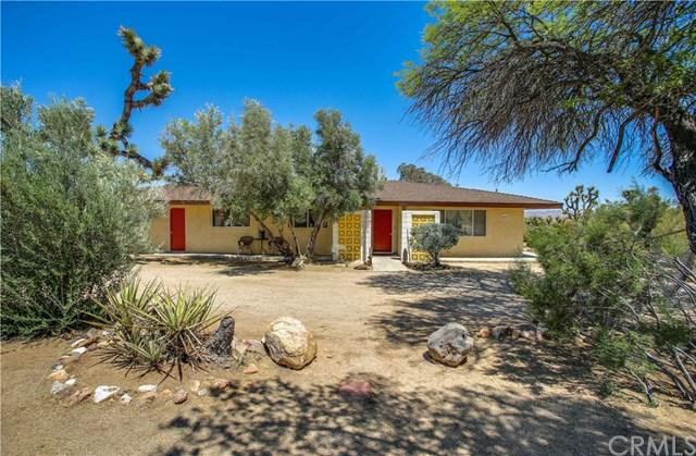 5407 Paradise View Road, Yucca Valley, CA 92284 (#301578514) :: Keller Williams - Triolo Realty Group