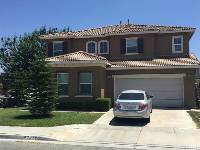 782 Melville Avenue, San Jacinto, CA 92583 (#301578584) :: Whissel Realty