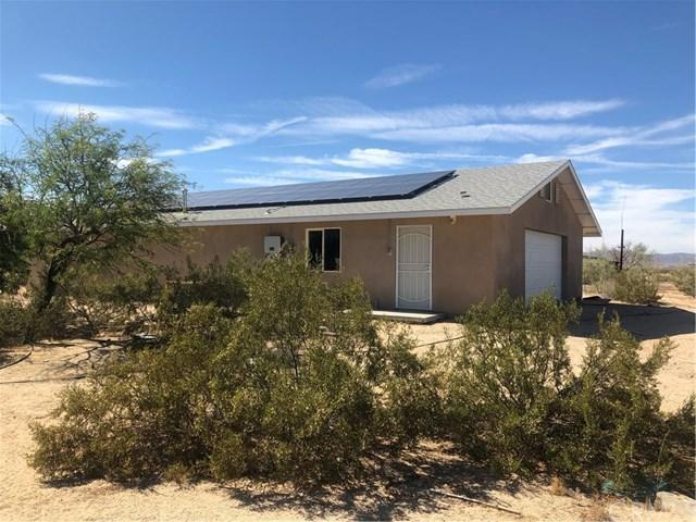 6175 Colaw Road, 29 Palms, CA 92277 (#301578900) :: Ascent Real Estate, Inc.