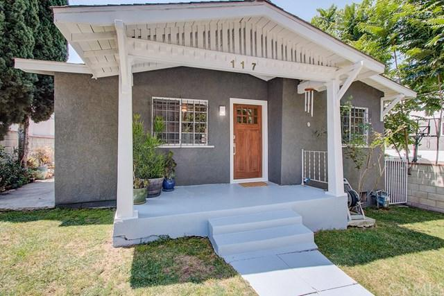 117 N Mountain View Avenue, Los Angeles, CA 90026 (#301579167) :: Cay, Carly & Patrick   Keller Williams