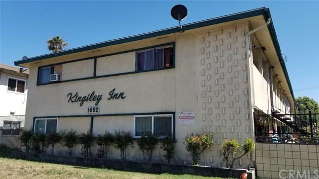 1652 E Kingsley Avenue #4, Pomona, CA 91767 (#301579291) :: Cane Real Estate
