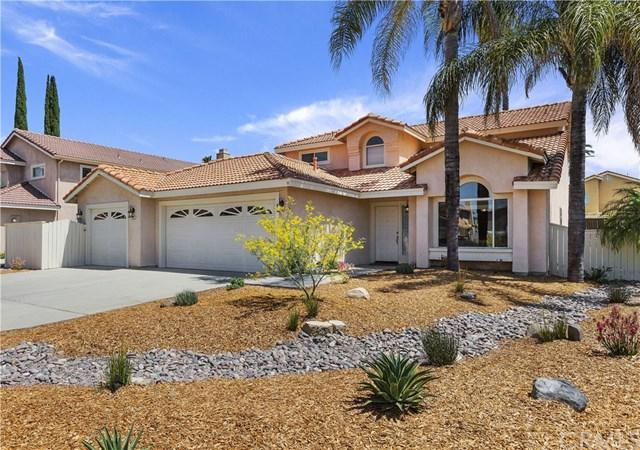 23926 Constantine Drive, Murrieta, CA 92562 (#301581540) :: Whissel Realty