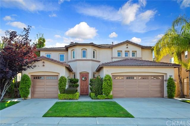 35679 Peppermint Place, Murrieta, CA 92562 (#301581695) :: Whissel Realty