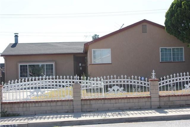 2939 Abbott Street, Pomona, CA 91767 (#301581917) :: Cane Real Estate