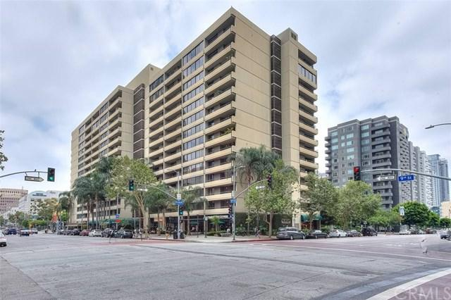 600 W 9th Street #305, Los Angeles, CA 90015 (#301582541) :: Coldwell Banker Residential Brokerage