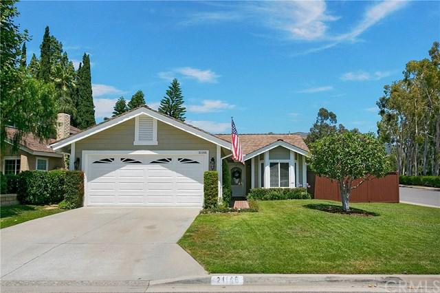 21146 Wood Hollow Lane, Rancho Santa Margarita, CA 92679 (#301582556) :: Coldwell Banker Residential Brokerage