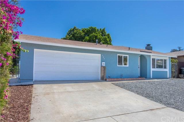 504 Sancado, Fallbrook, CA 92028 (#301582676) :: Whissel Realty